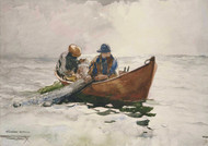 Art Prints of The Dory by Winslow Homer