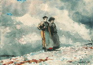 Art Prints of The Outlook Maine Coast by Winslow Homer