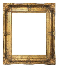 Museum Quality Classic Gold Frame