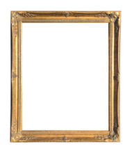 Museum Quality Imperial Gold Frame