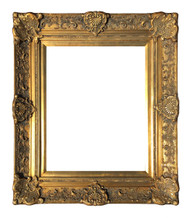 Museum Quality Rococo Gold Frame