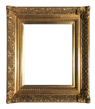 Museum Quality Royal Gold Frame