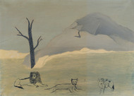 Holy Mountain IV by Horace Pippin | Fine Art Print