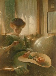 The Ring by John White Alexander