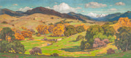 California Landscape by William Wendt