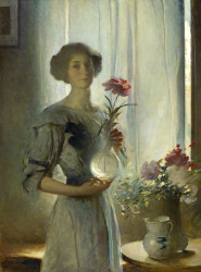 June by John White Alexander