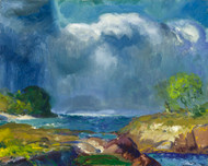 The Coming Storm by George Bellows | Fine Art Print