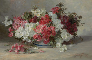 Art Prints of Azaleas by Abbott Fuller Graves