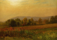 Art Prints of Autumn Landscpe by Albert Bierstadt