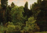 Art Prints of Deep in the Rockies by Albert Bierstadt