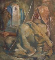 Art Prints of The Beggar by Alexander Evgenievich Yakovlev