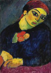 Art Prints of Helene by Alexej Von Jawlensky