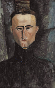 Art Prints of Andre Rouveyre by Amedeo Modigliani