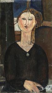 Art Prints of Antonia by Amedeo Modigliani