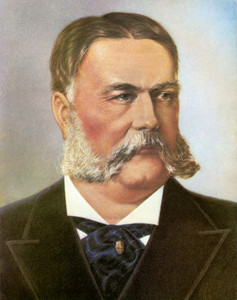 Art Prints of Chester Arthur, Presidential Portraits