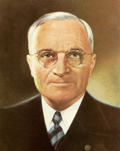 Art Prints of Harry Truman, Presidential Portraits