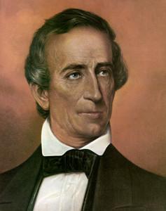Art Prints of John Tyler, Presidential Portraits