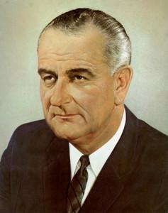 Art Prints of Lyndon B. Johnson, Presidential Portraits