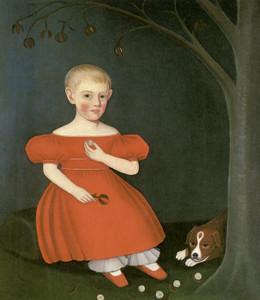Art Prints of Andrew Jackson Ten Broeck by Ammi Phillips
