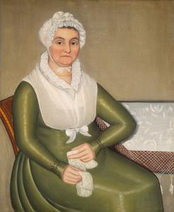 Art Prints of Alsa Slade by Ammi Phillips