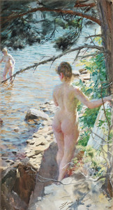 Art Prints of Archipelago by Anders Zorn