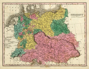 Art Prints of Germany, 1831 (0285043) by Anthony Finley