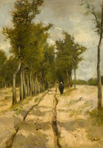 Art Prints of Torenlaan Laren by Anton Mauve