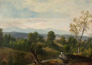 A View of the Valley by Asher Brown Durand | Fine Art Print