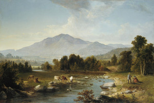 High Point, Shandaken Mountains by Asher Brown Durand | Fine Art Print
