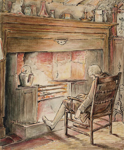 Art Prints of The Tailor Returns Home by Beatrix Potter