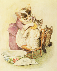 Art Prints of The Tale of Tom Kitten by Beatrix Potter