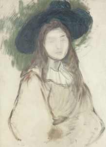 Art Prints of Julie Manet by Berthe Morisot
