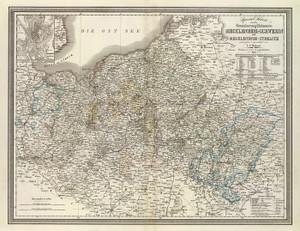 Art Prints of Mecklenburg-Schwerin, Mecklenburg-Strelitz (2077024) by C.F. Weiland