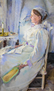 Art Prints of New England Woman by Cecilia Beaux