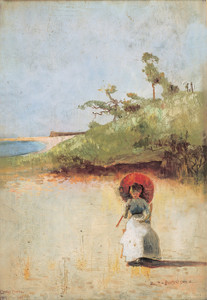 All on a Summer's Day by Charles Conder | Fine Art Print