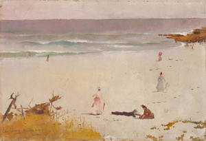Art Prints of Bronte Beach by Charles Conder