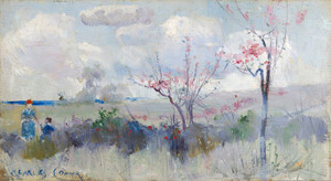 Art Prints of Herricks Blossoms by Charles Conder