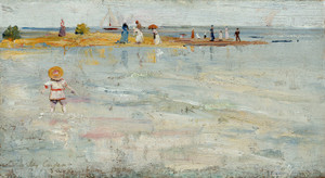 Art Prints of Rickett's Point Beaumaris by Charles Conder