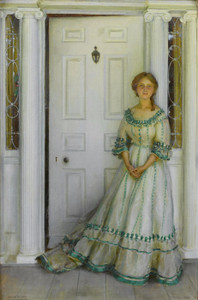 Art Prints of Emily Before the War by Charles Courtney Curran