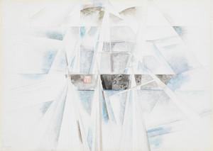 Art Prints of Bermuda No. 2, the Schooner by Charles Demuth