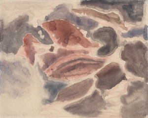 Art Prints of Fish Series No. 2 by Charles Demuth