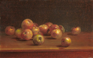 Art Prints of Still Life with Apples, 1886 by Charles Ethan Porter