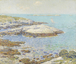 Art Prints of Isle of Shoals by Childe Hassam