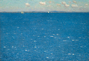 Art Prints of The West Wind, Isle of Shoals, 1904 by Childe Hassam