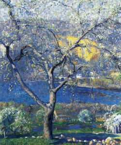Art Prints of Buds and Blossoms by Daniel Garber