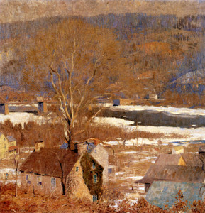 Art Prints of Dark River by Daniel Garber
