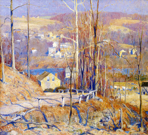 Art Prints of Glen Road by Daniel Garber