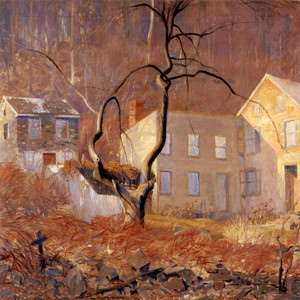 Art Prints of Haunted by Daniel Garber