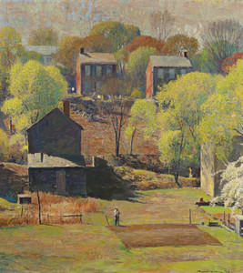 Art Prints of In the Springtime by Daniel Garber