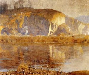 Art Prints of The Quarry by Daniel Garber